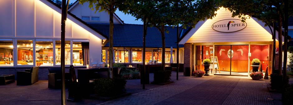 Hartelijk welkom - Hotel Spier-Dwingeloo