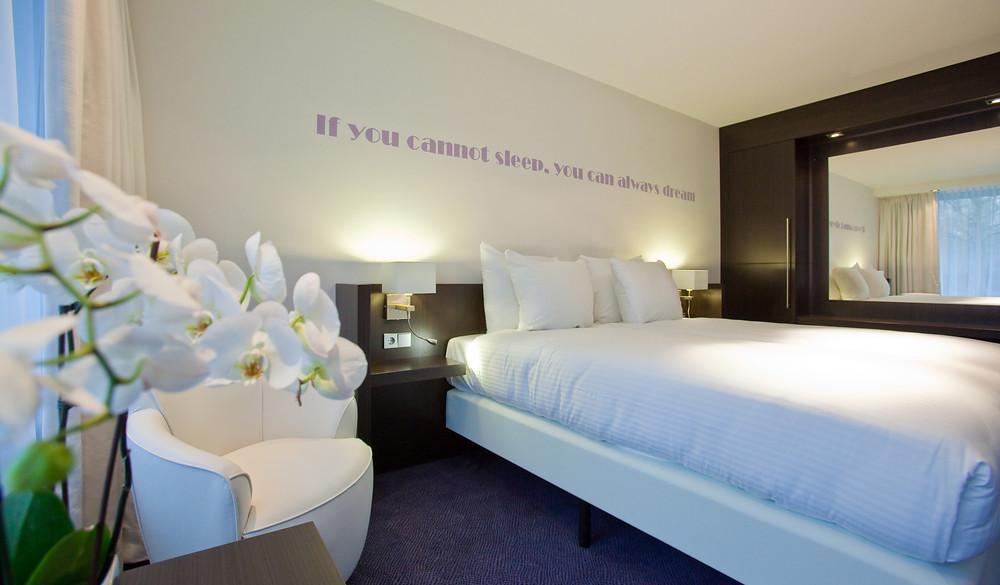 Luxe is onze standaard - Hotel Assen