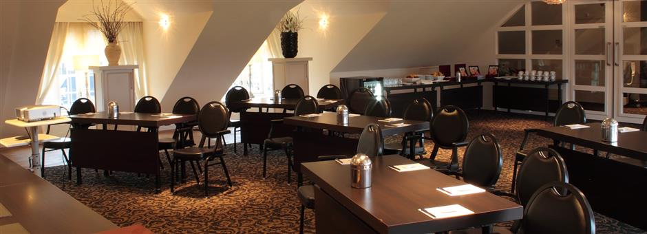 The *perfect* set-up for your *meeting* - Hotel Groningen-Westerbroek