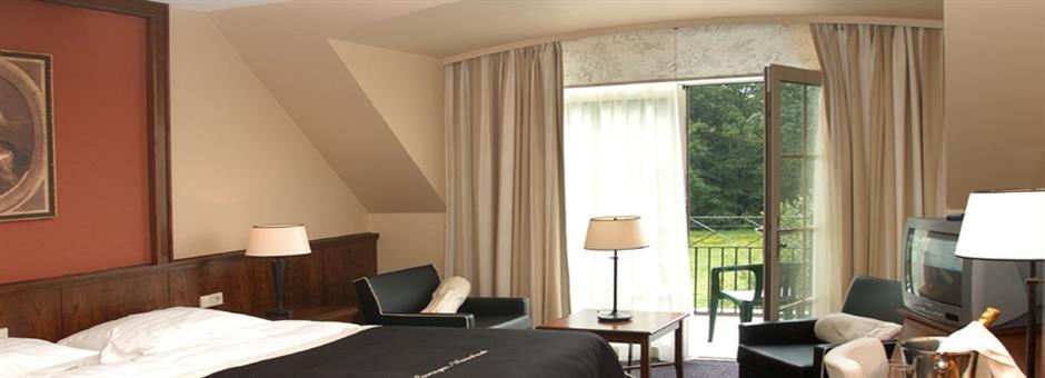 Een uitgebreide keuze van *kamers* - Hotel Groningen-Westerbroek