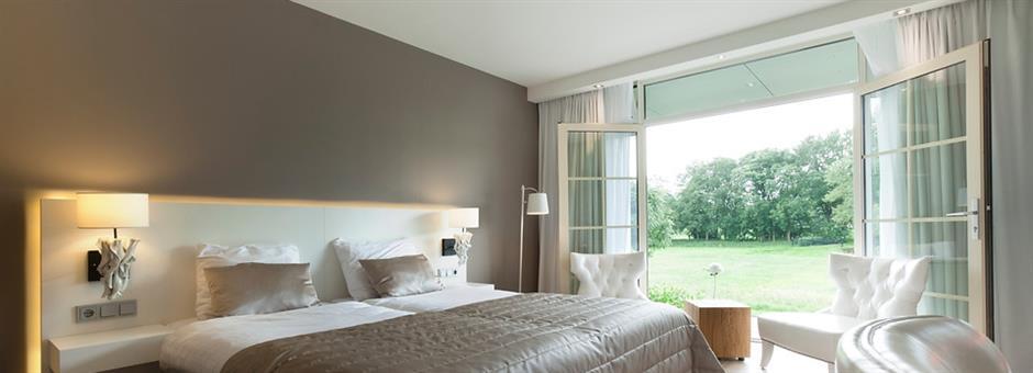 in *comfort* overnachten in een geweldige omgeving - Hotel Groningen-Westerbroek