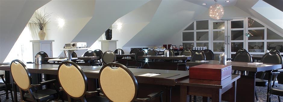 Alle benodigheden voor een *zakelijke* vergadering - Hotel Groningen-Westerbroek