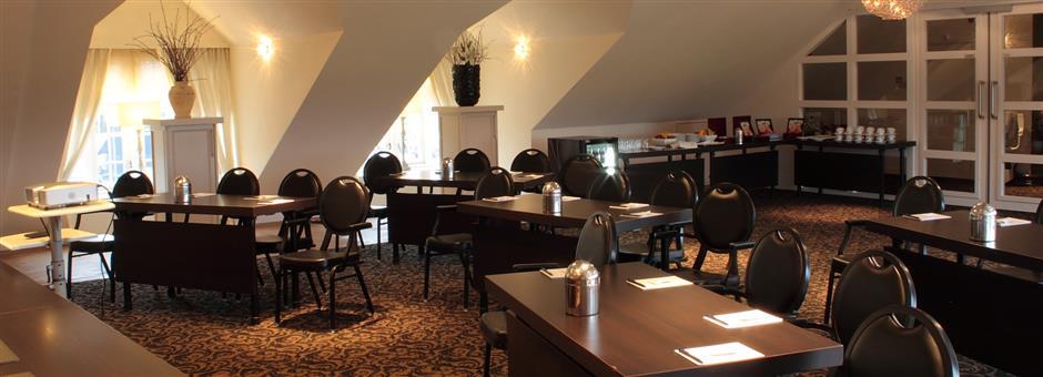 Optimaal vergaderen in alle rust - Hotel Groningen-Westerbroek
