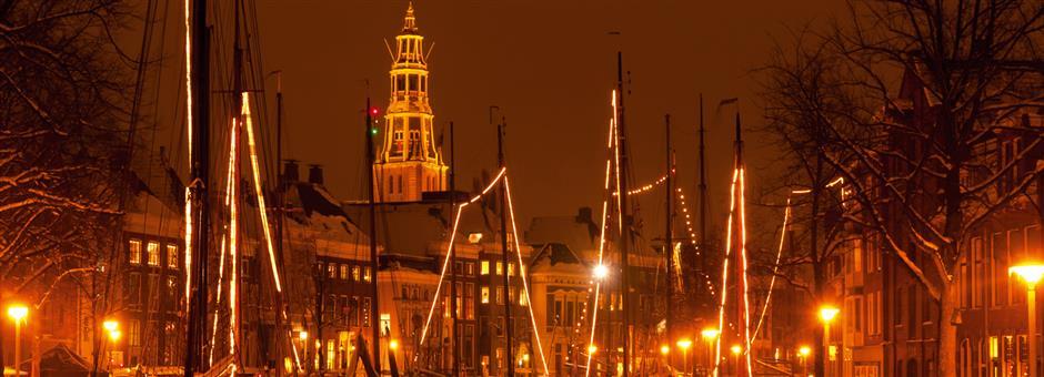 *Winterdeal* - Hotel Groningen-Westerbroek