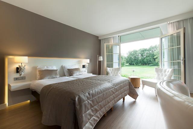 Kamer voor minder validen - Hotel Groningen-Westerbroek