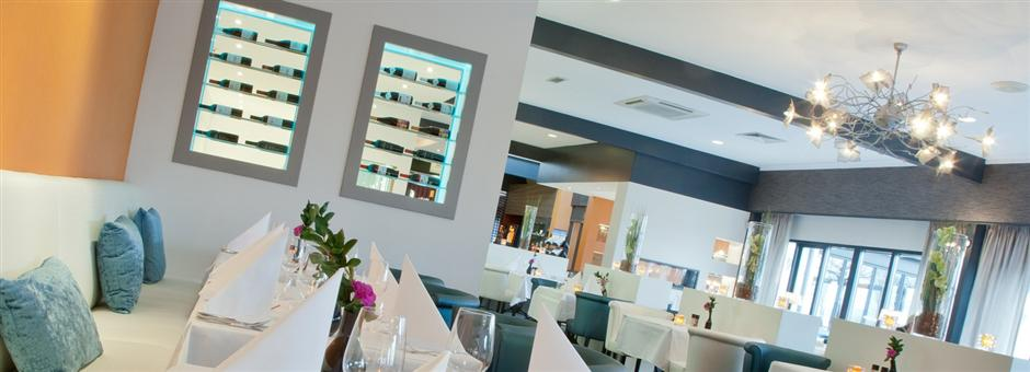 Modernes Restaurant - Hotel Wieringermeer