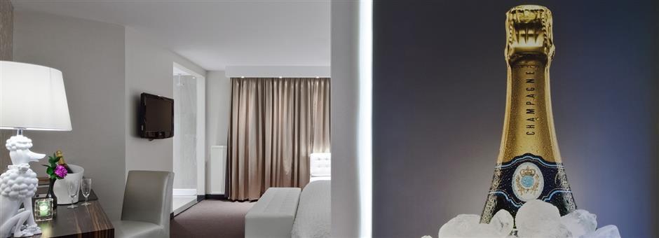 Champagner = Luxus - Hotel Wieringermeer