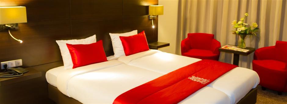 25 nieuwe comfort kamers  - Hotel Avifauna