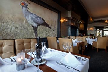 Eten en drinken  - Vogelpark Avifauna