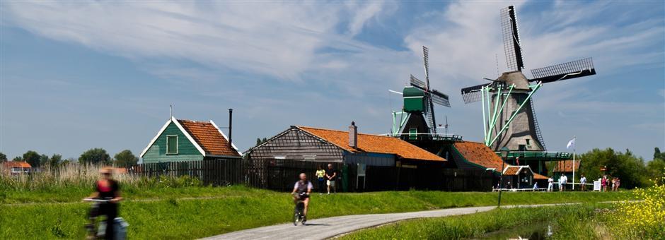 De mooiste fiets en wandel routes - Hotel Akersloot / A9 Alkmaar