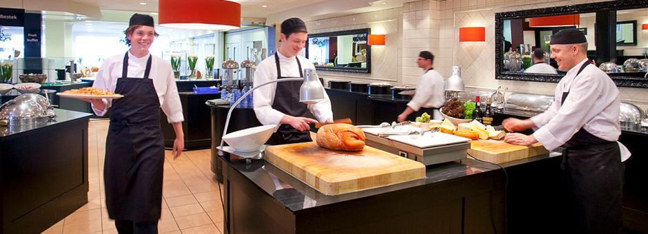 *NIEUW* Live Cooking nu ook op *vrijdag*! - Hotel Akersloot / A9 Alkmaar