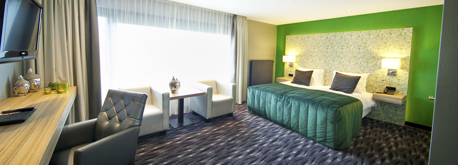 Relax in *style* and *comfort* - Hotel Akersloot / A9 Alkmaar
