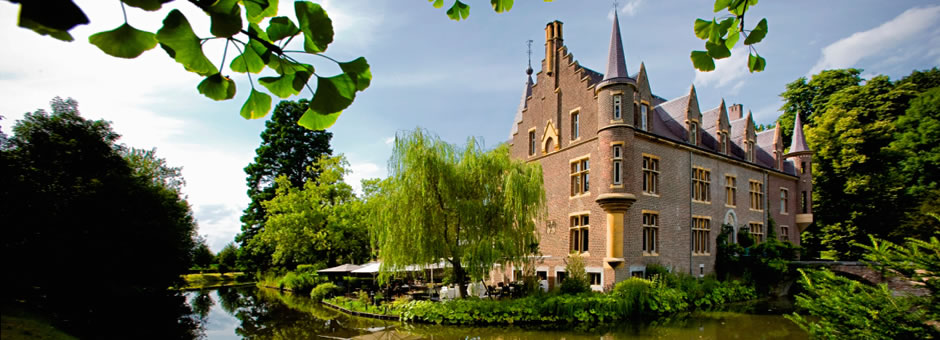 Enjoy  Limburgian hospitality  - Kasteel TerWorm