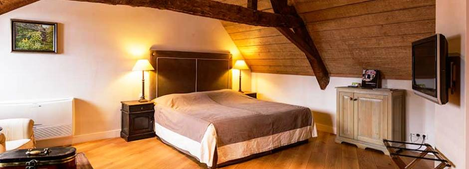 Pachthof Junior Suite - Kasteel TerWorm