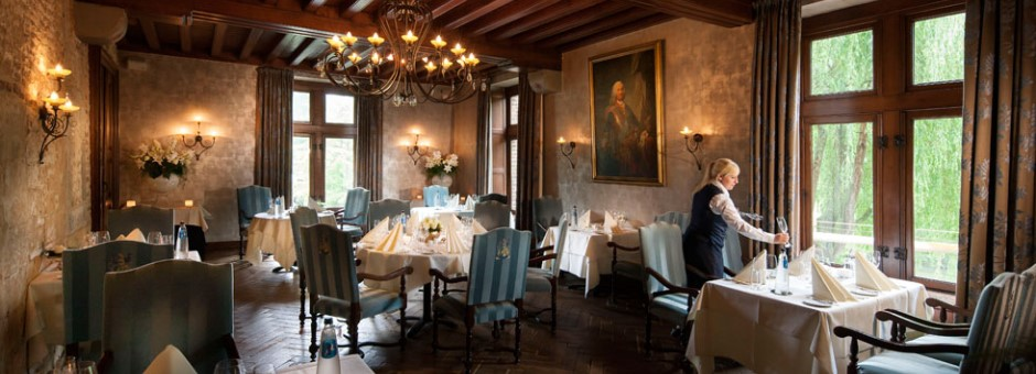 *Ongedwongen dineren*| in een stijlvolle ambiance - Kasteel TerWorm