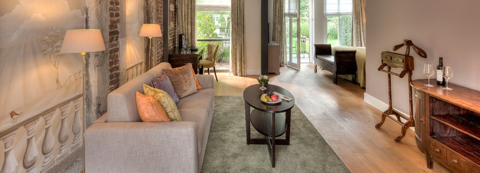 Pachthof Senior Suite - Kasteel TerWorm
