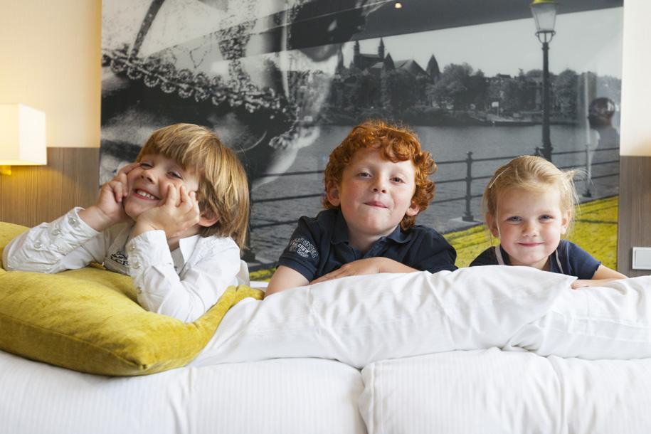 Genieten voor jong en oud! - Hotel Maastricht