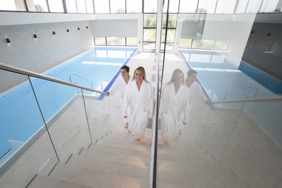 *A COMPLETELY NEW WELLNESS AREA OPENED!* - Hotel Maastricht
