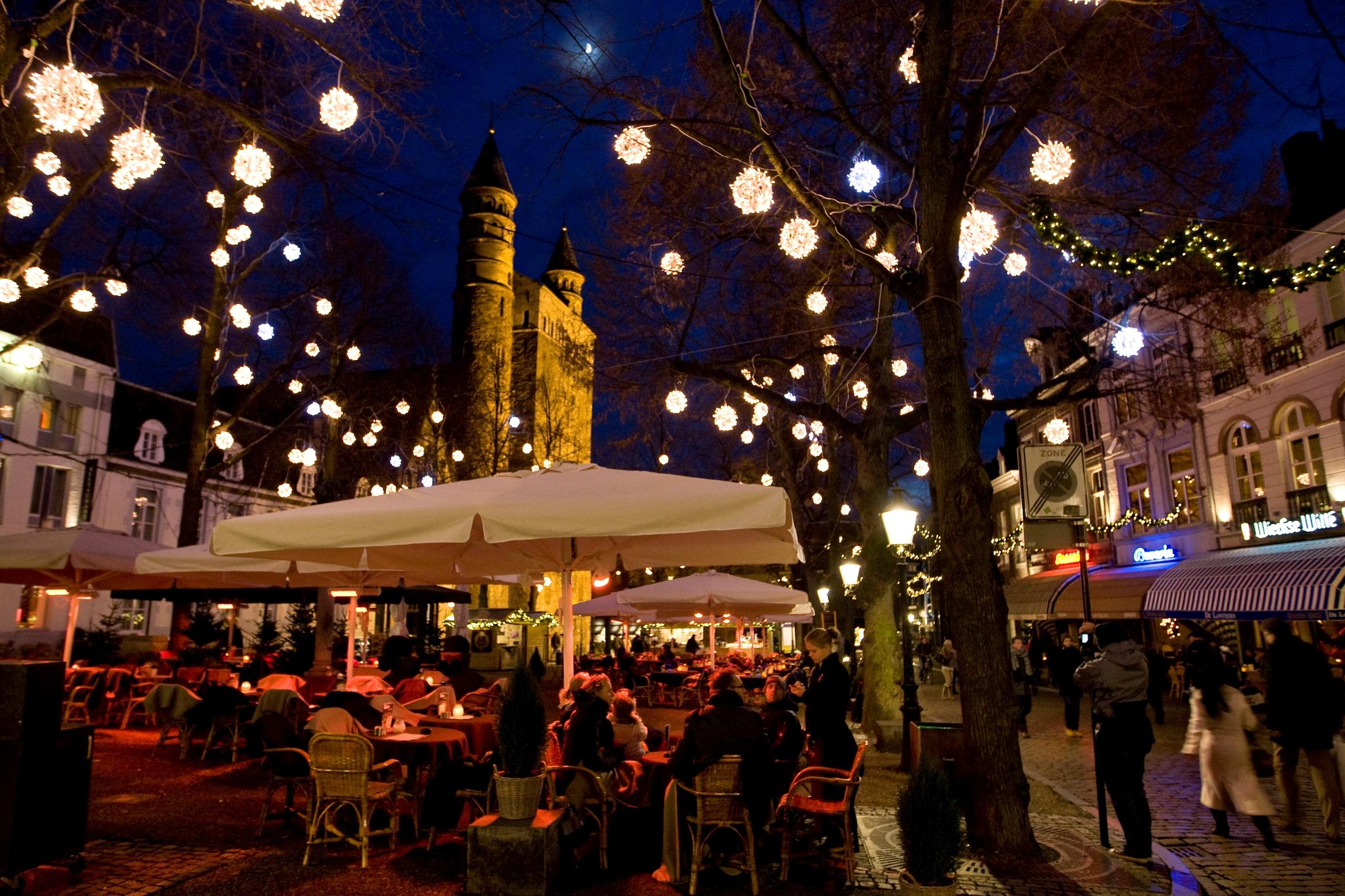 *De sfeervolle decembermaand* - Hotel Maastricht