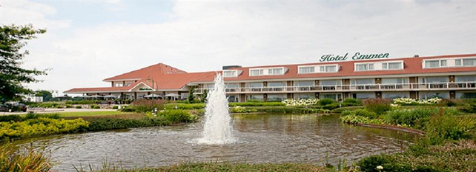 A relaxing *surrounding area* - Hotel Emmen