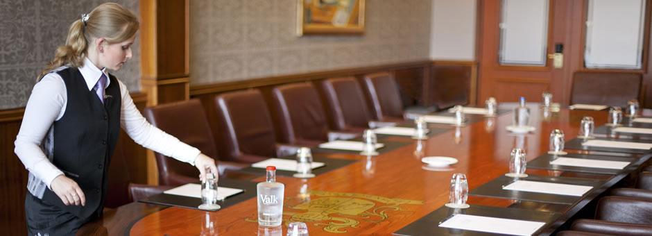 Zakelijke bijeenkomsten met persoonlijk tintje - Hotel Emmen