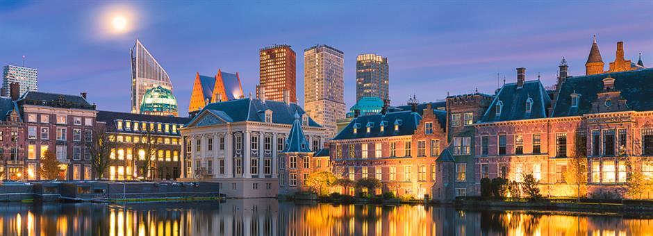 Den Haag en Delft - Hotel Den Haag - Nootdorp