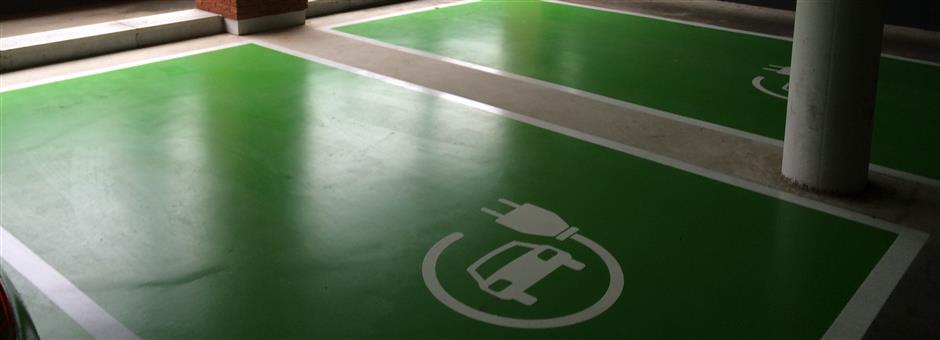 Nieuwe elektrische oplaadpunten - Hotel Den Haag - Nootdorp