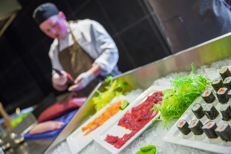 Uiteenlopende gerechten - Hotel Zwolle
