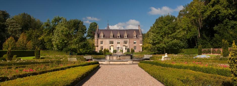 Geniet van onze  Limburgse  gastvrijheid  - Kasteel TerWorm